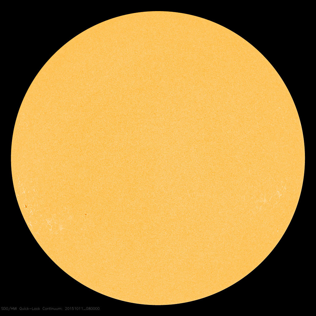SDO Sunspot