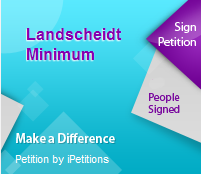 Landscheidt Minimum Petition